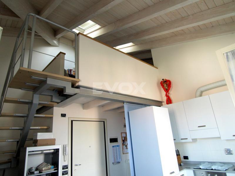 abbastanza Evox Servizi Immobiliari - Castelletto - Appartamento con Soppalco  TE03